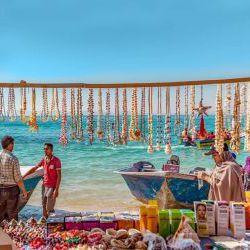 درگهان قشم | معرفی مراکز خرید، اصناف و دیگر جاذبه های درگهان