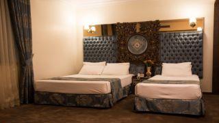 تور مشهد هتل مشهد از تهران