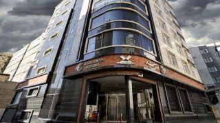 تور مشهد از اصفهان هتل سهند   هتل 3 ستاره نزدیک به حرم