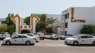 تور کیش از تبریز هتل لوتوس