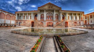 تور تبریز از اصفهان