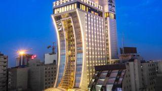 تور مشهد از اصفهان هتل الماس2   هتل 5 ستاره لاکچری