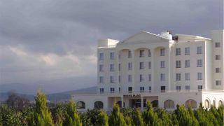 تور گرگان از مشهد هتل بوتانیک