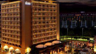 تور استانبول از تهران هتل دیوان 5 ستاره