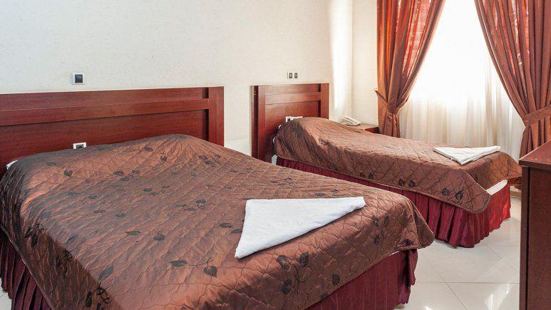 تور مشهد هتل ارم از تهران
