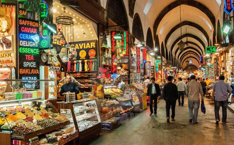 بازار-ادویه-استانبول