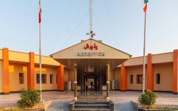 تور قشم از شیراز هتل ساحل طلایی
