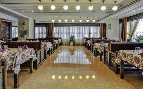 تور مشهد هتل سی نور از تهران