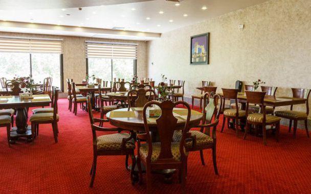 تور کیش از تبریز هتل ایران
