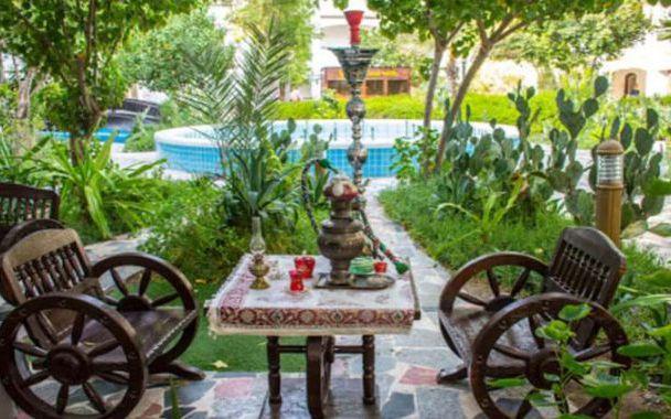 تور کیش هتل هلیا از تهران