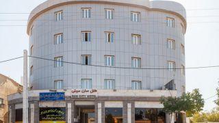 تور قشم از شیراز هتل سان سیتی | تور هوایی قشم