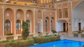 خانه گلشن یزد ( معرفی معماری، پلان، تصاویر، آدرس)