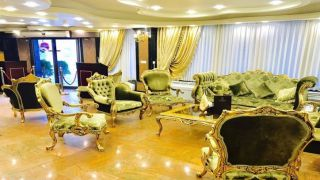 تور مشهد هتل ترنم از تهران