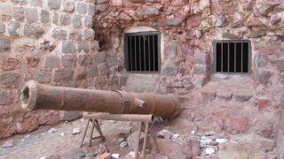 قلعه نادری قشم یا قلعه لافت | تاریخچه؛ آدرس، تصاویر