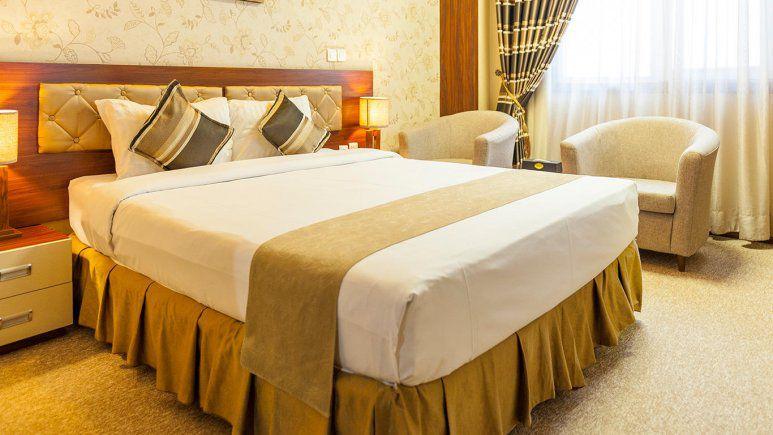 تور مشهد هتل حلما از تهران