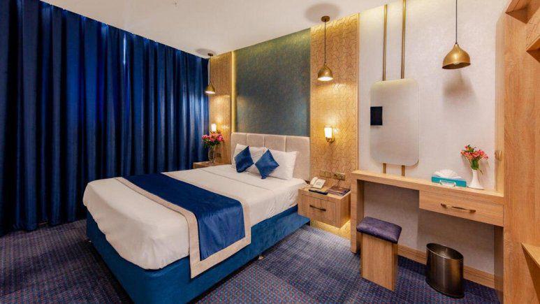 تور اصفهان از شیراز هتل ستاره