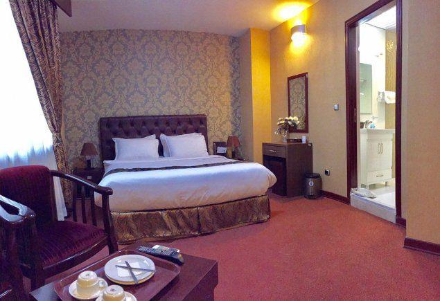 تور مشهد هتل شارستان از تهران