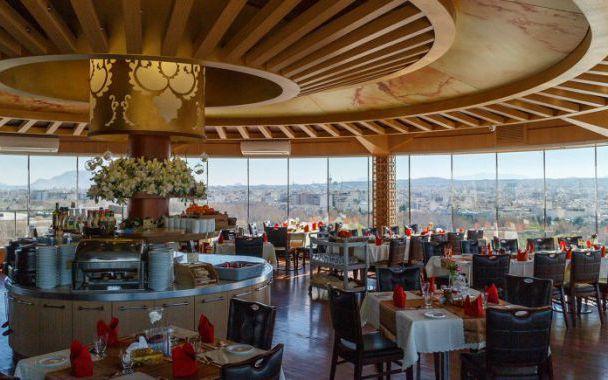 تور اصفهان از شیراز هتل آسمان