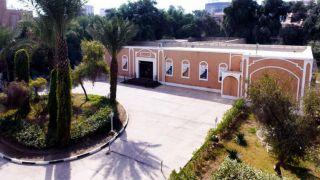 تور اهواز از کرمان هتل باغ معین