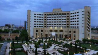 تور کرمان از شیراز هتل پارس