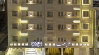 تور مشهد هتل حلما از تهران | کمترین نرخ هتل 3ستاره