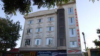 تور اردبیل هتل سبلان از تهران