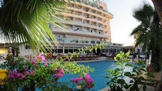 تور نوروز 1400  آنتالیا هتل بلکون