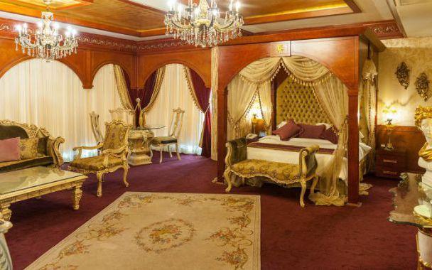 تور مشهد از ساری هتل درویشی