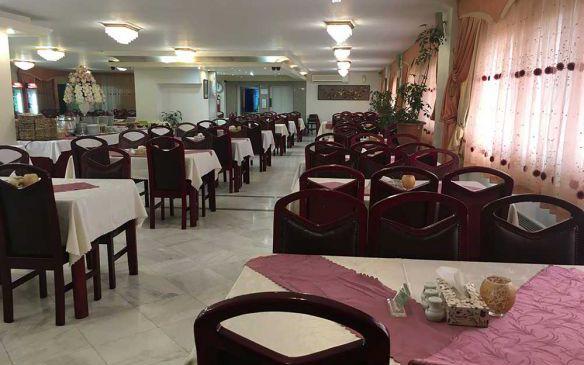 تور مشهد هتل خانه سبز از تهران