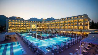 تور نوروز 1400  آنتالیا هتل  سنستیو پریمیوم ریزورت و اسپا