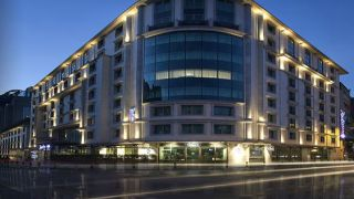 تور استانبول هتل رادیسون بلو شیشلی از تهران