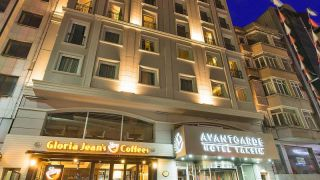 تور استانبول هتل آوانتگارد تکسیم از تهران