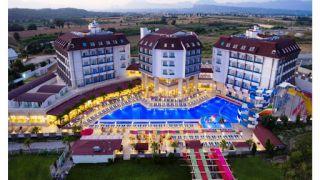 تور آنتالیا هتل رامادا ریزورت سیده از تهران