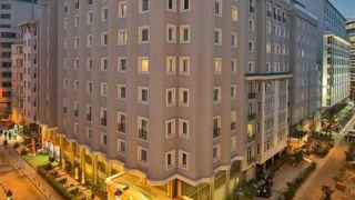 تور استانبول هتل گلدن ایج از تهران