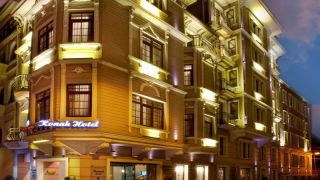 تور استانبول هتل وایت مونارچ از تهران