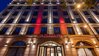 تور استانبول هتل نوا پلازا پرا از تهران