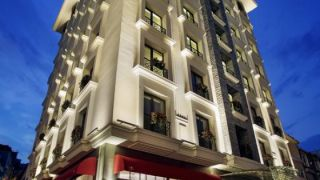 تور استانبول هتل آیکون از تهران