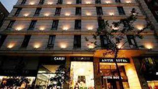 تور استانبول هتل آنتیک از تهران