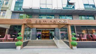 تور استانبول هتل سمینال از تهران