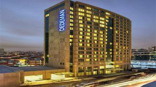 تور استانبول هتل ددمان از تهران
