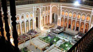 تور یزد از مشهد هتل سنتی یزد | تورگردان