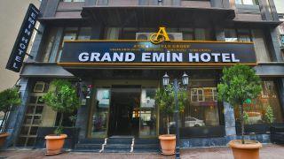 تور استانبول هتل گرند امین از تهران