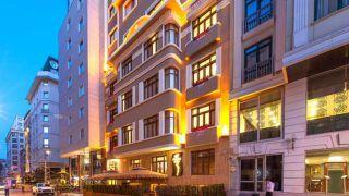 تور استانبول هتل فرمان از تهران