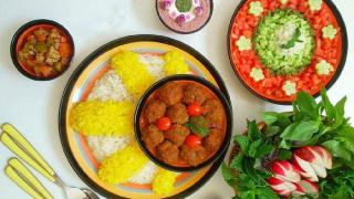 غذاهای محلی اصفهان از بریون تا خورشت ماست