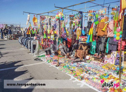 یکشنبه بازار مجیدیه مشهد