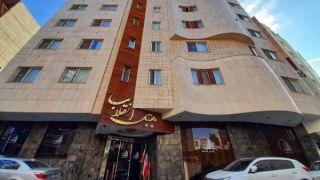 تور مشهد از ساری هتل انقلاب   کمترین نرخ 3 ستاره