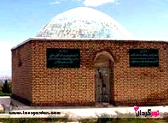 آرامگاه شیخ حافظ ابرده ای