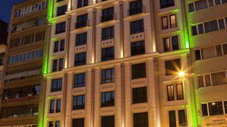 تور استانبول از مشهد هتل هالیدی این