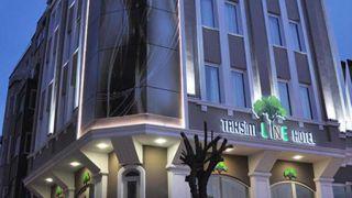 تور استانبول از مشهد هتل تکسیم لاین