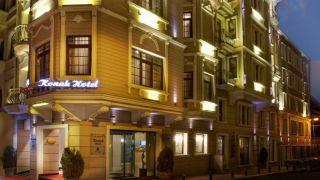 تور استانبول از تبریز هتل کوناک